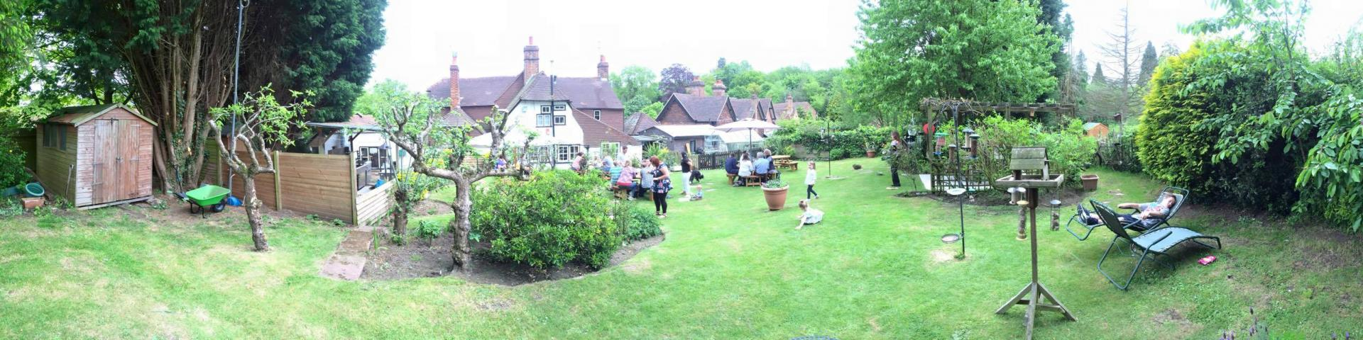 Bucks Head, Godden Green